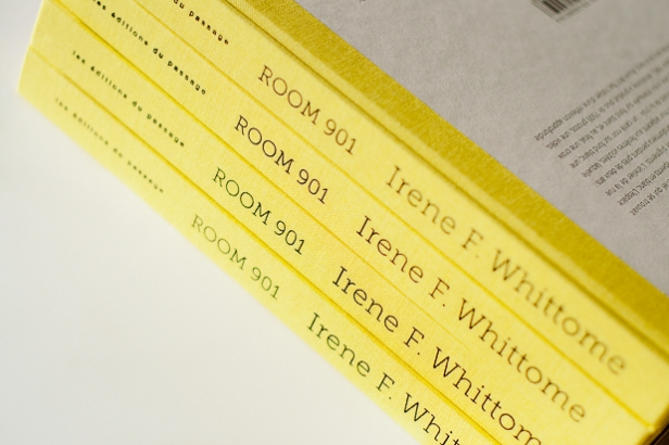 Irene F. Whittome. Room 901
